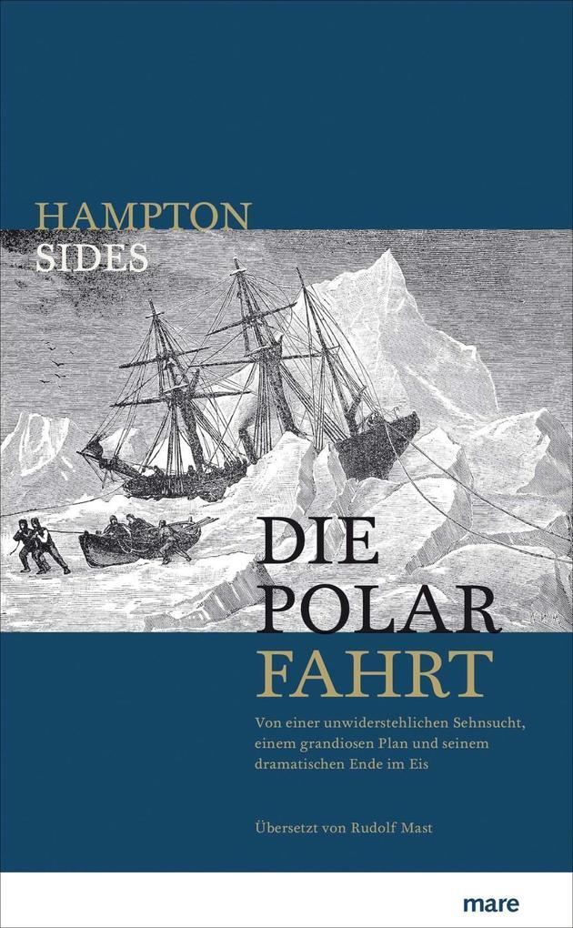 Die Polarfahrt als Buch