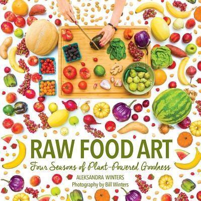 Raw Food Art als eBook Download von Aleksandra ...