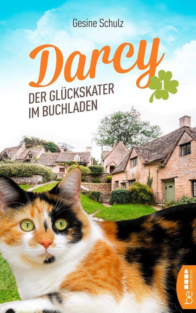 Darcy - Der Glückskater im Buchladen als eBook