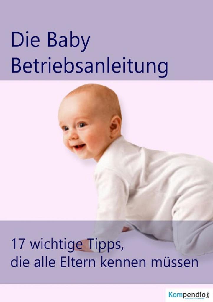 die Baby Betriebsanleitung als eBook epub