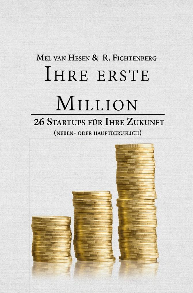Ihre erste Million als eBook epub