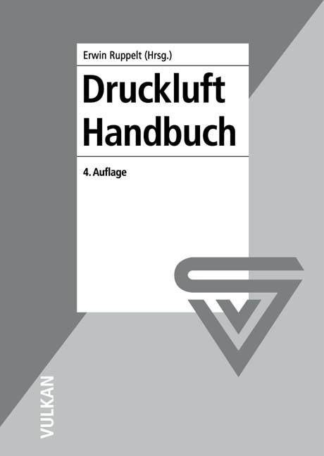 Druckluft Handbuch als Buch