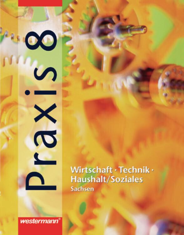Praxis 8. Mittelschule Sachsen als Buch