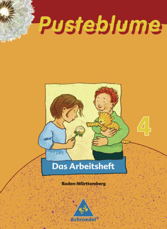 Pusteblume. Das Lesebuch 4. Arbeitsheft. Neubearbeitung. Baden-Württemberg als Buch