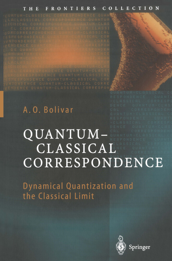 Quantum-Classical Correspondence als Buch