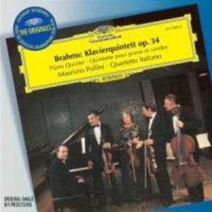 Klavierquintett op.34 als CD