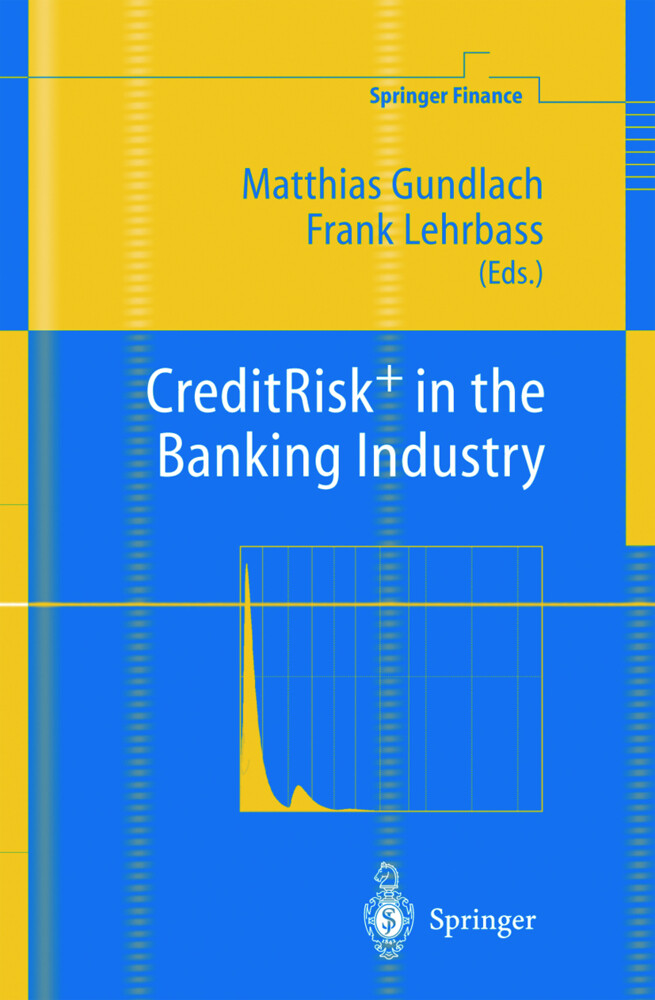 CreditRisk+ in the Banking Industry als Buch