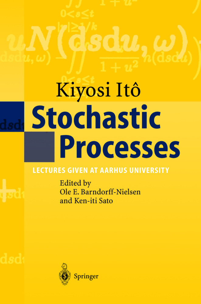Stochastic Processes als Buch