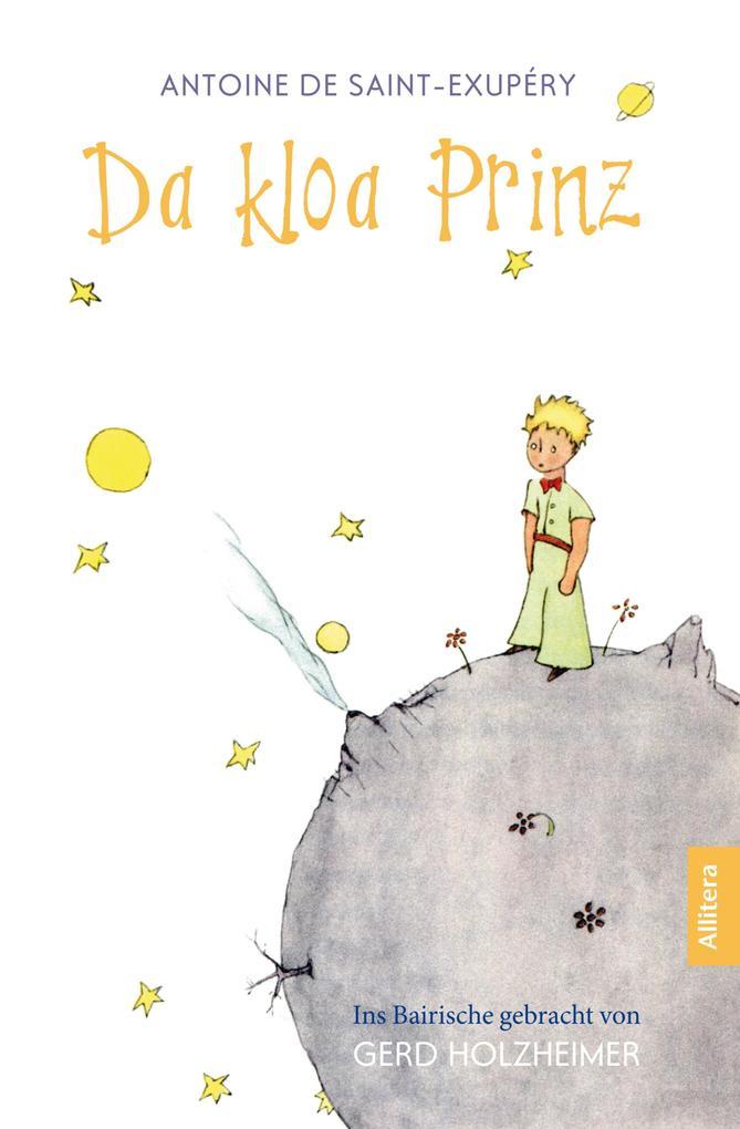 Da kloa Prinz als eBook Download von Gerd Holzh...