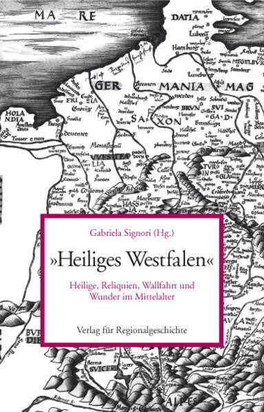 Heiliges Westfalen als Buch