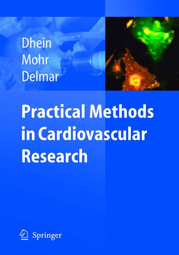 Practical Methods in Cardiovascular Research als Buch