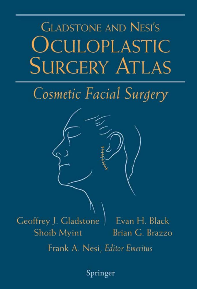 Oculoplastic Surgery Atlas als Buch
