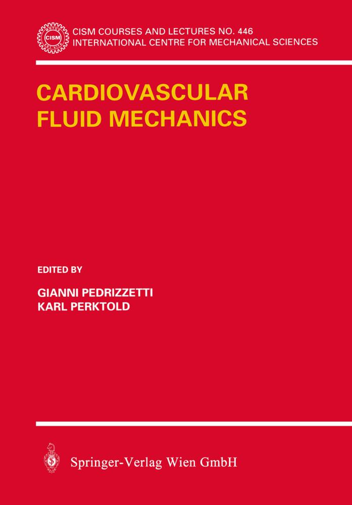 Cardiovascular Fluid Mechanics als Buch