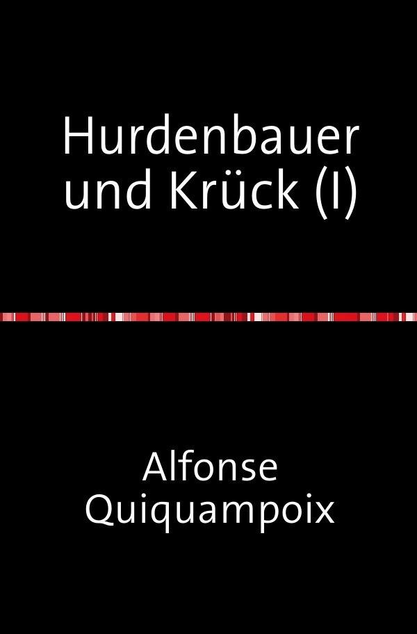 Hurdenbauer und Krück (I) als Buch (kartoniert)