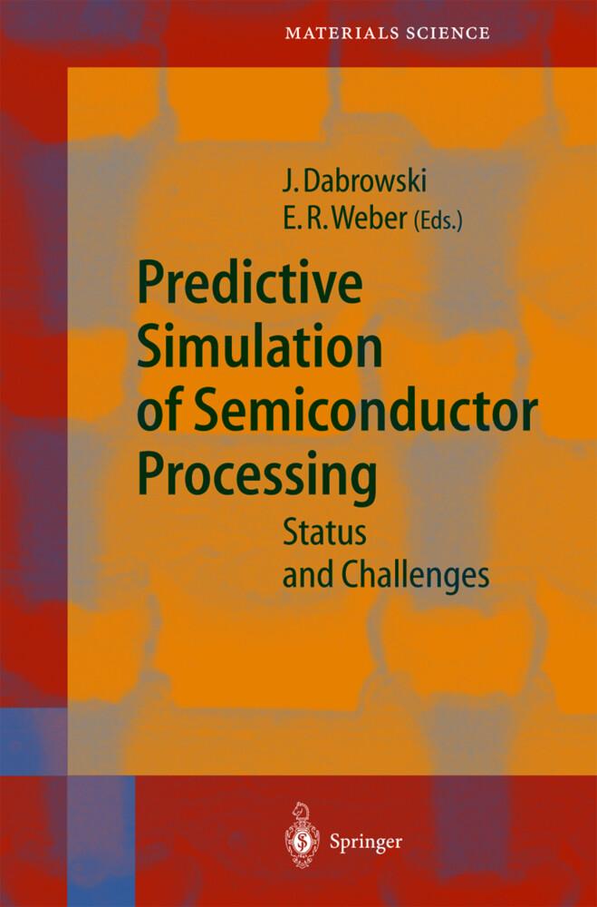 Predictive Simulation of Semiconductor Processing als Buch
