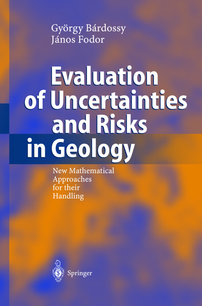 Evaluation of Uncertainties and Risks in Geology als Buch