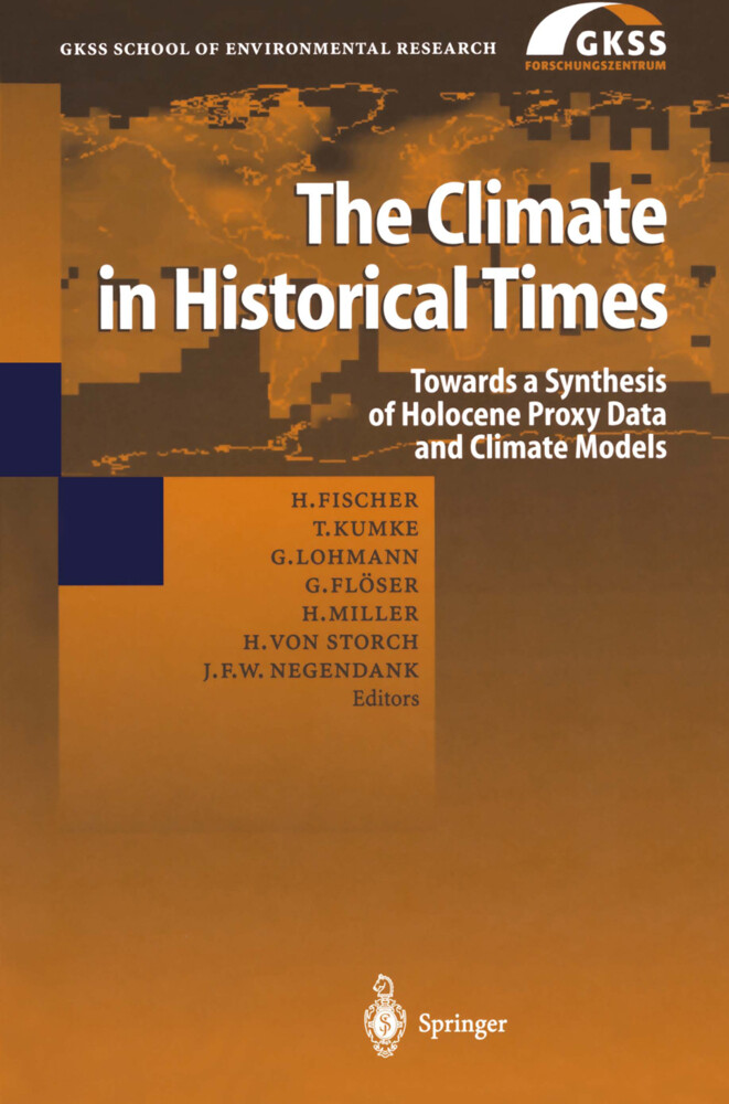 The Climate in Historical Times als Buch