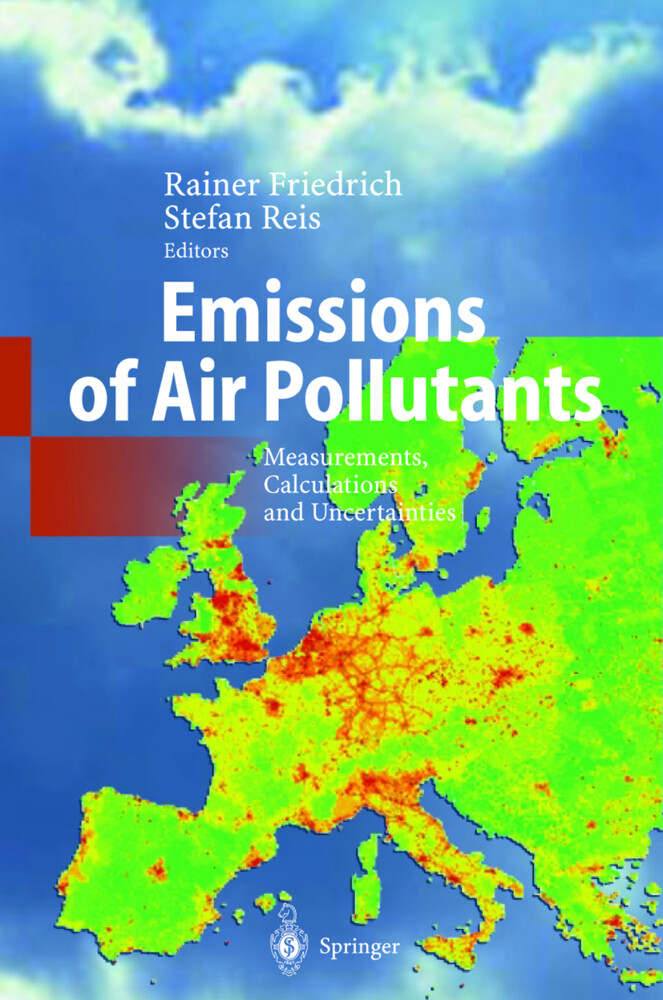 Emissions of Air Pollutants als Buch