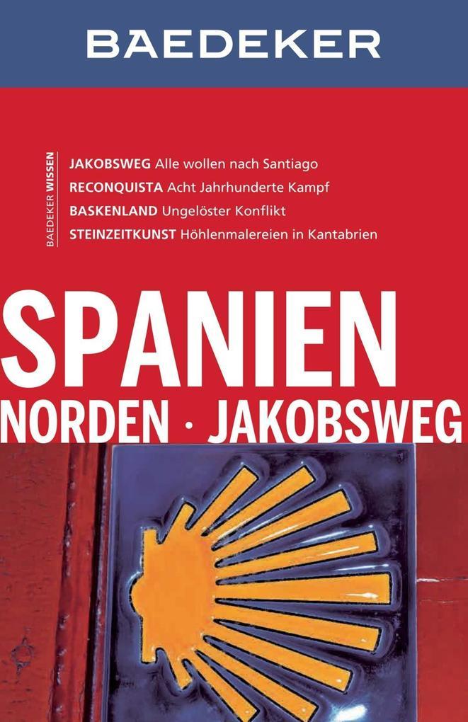Baedeker Reiseführer Spanien Norden, Jakobsweg ...