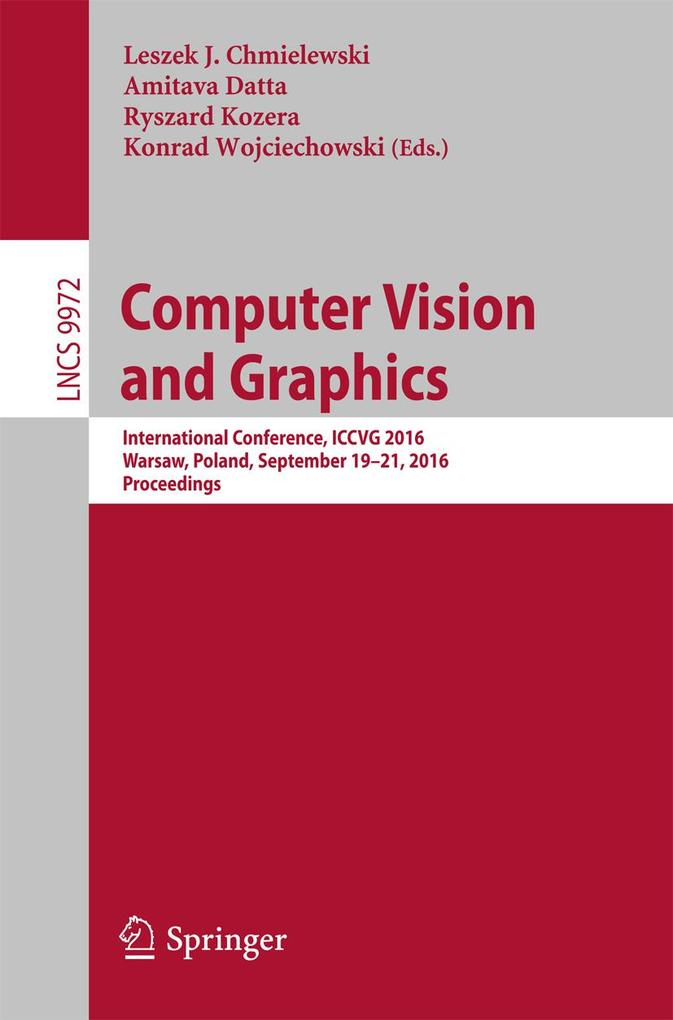 Computer Vision and Graphics als eBook Download...