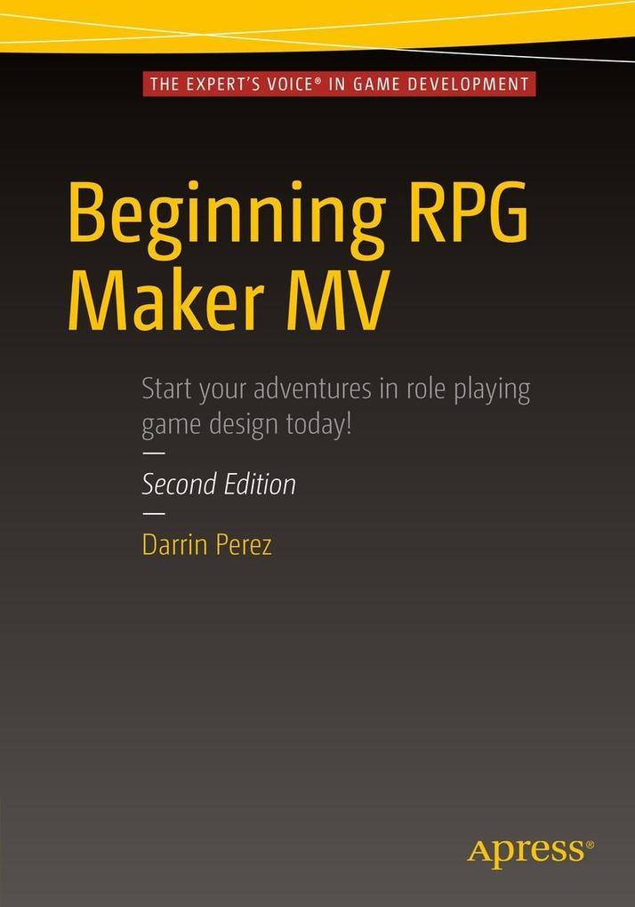Beginning RPG Maker MV als eBook Download von D...