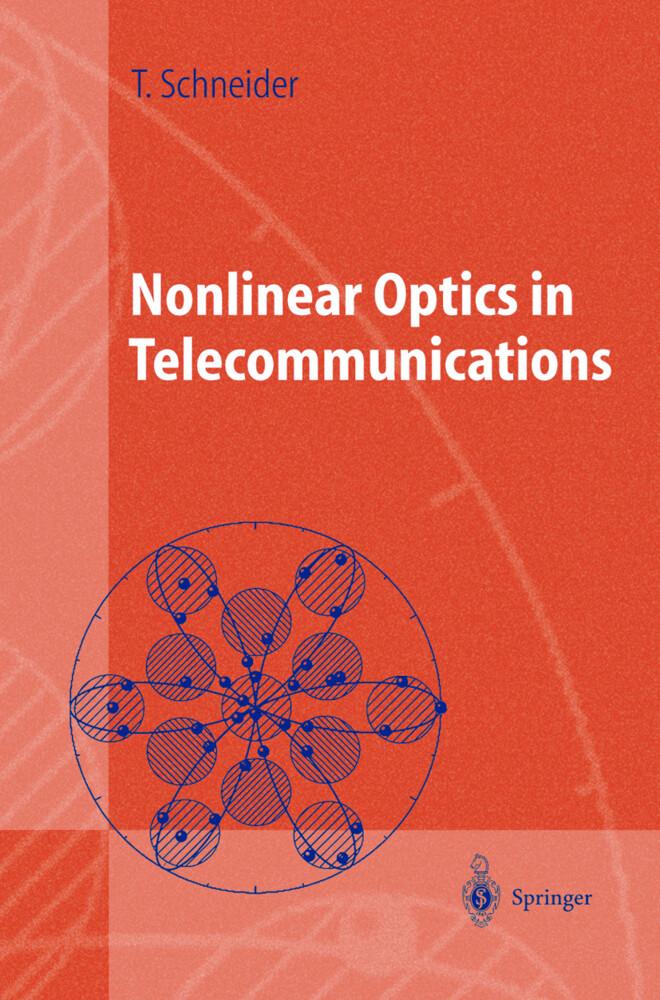 Nonlinear Optics in Telecommunications als Buch