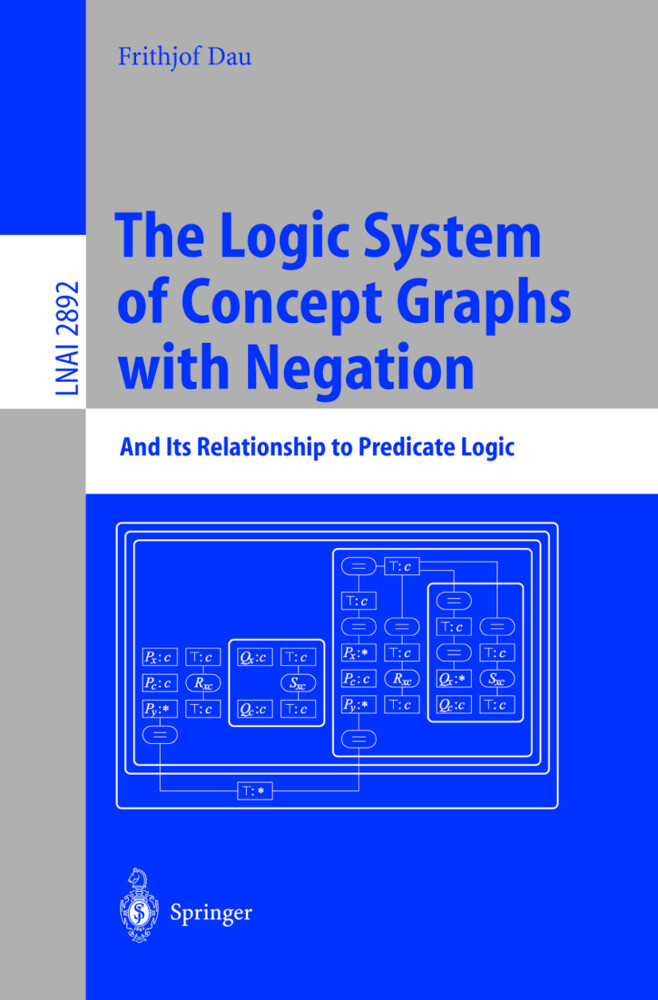 The Logic System of Concept Graphs with Negation als Buch