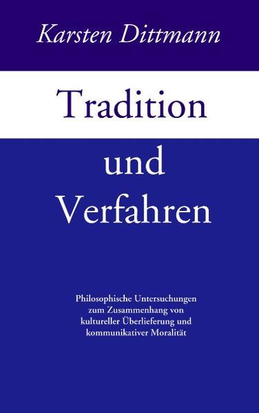 Tradition und Verfahren als Buch