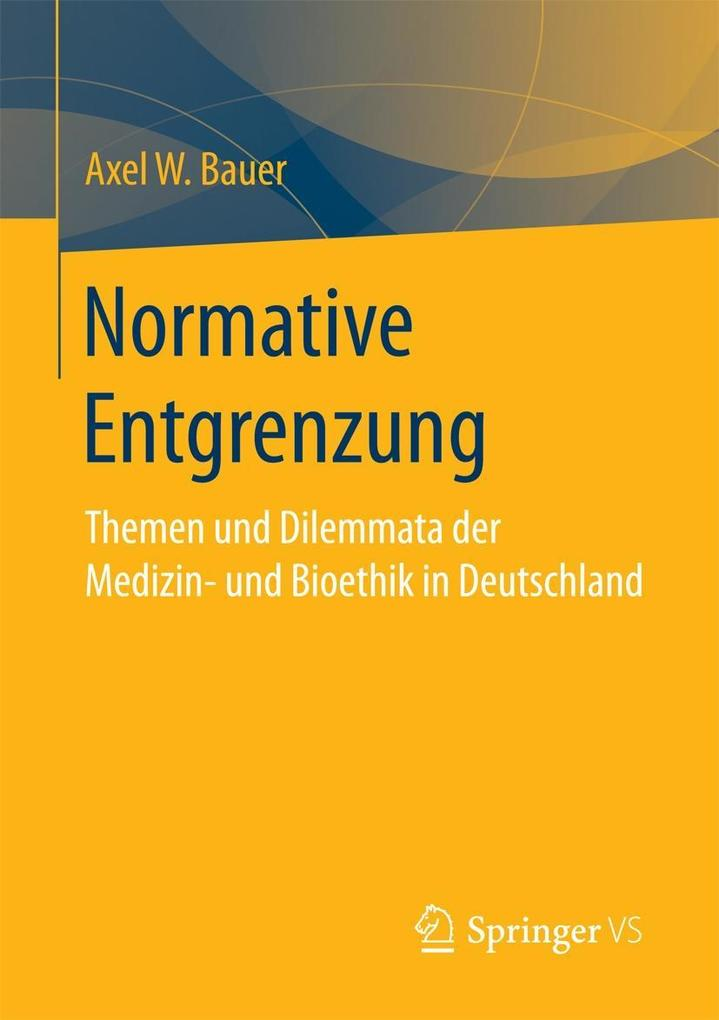 Normative Entgrenzung als eBook Download von Ax...