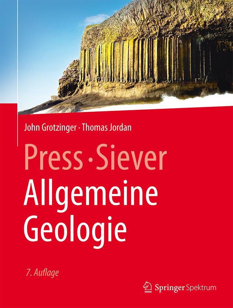 Press/Siever Allgemeine Geologie als eBook
