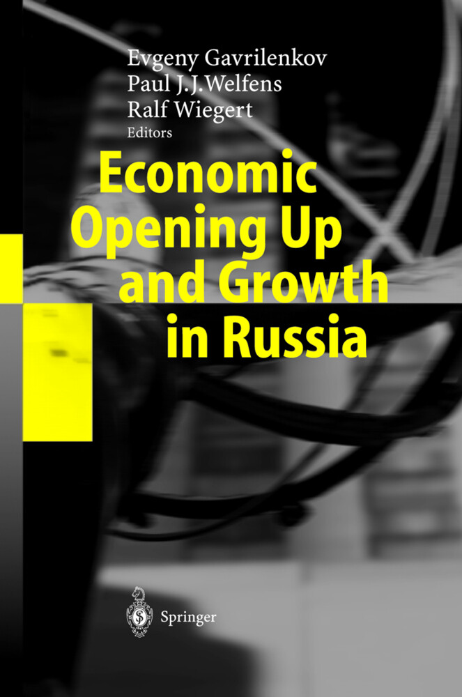 Economic Opening Up and Growth in Russia als Buch