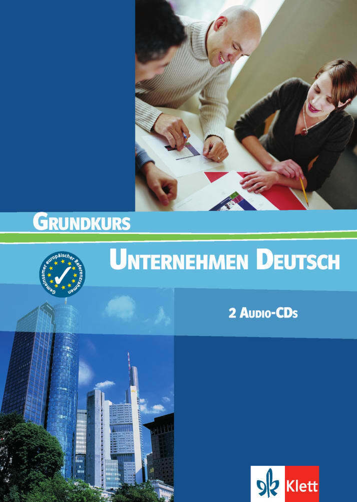 Unternehmen Deutsch 1. 2 CDs als Hörbuch