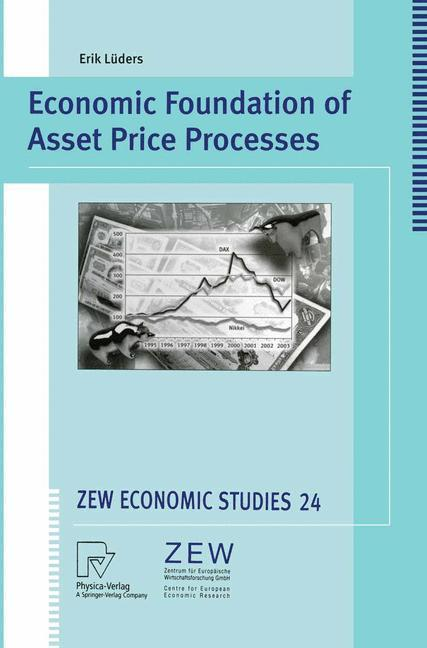 Economic Foundation of Asset Price Processes als Buch