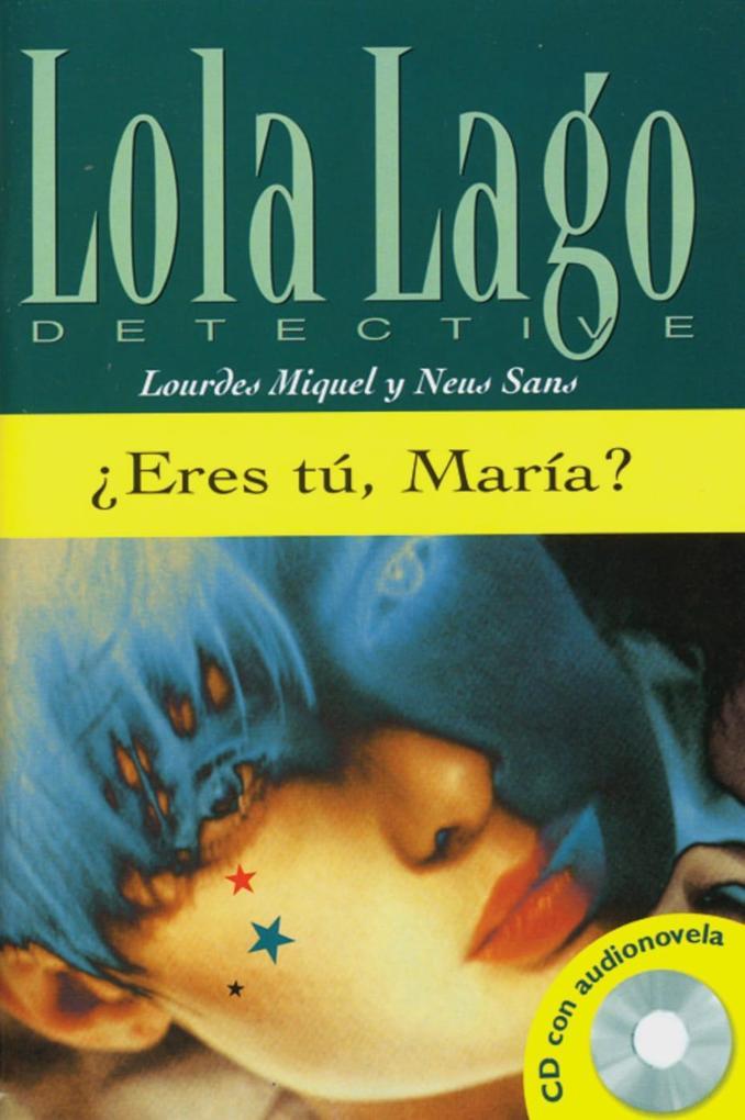 Eres tu, Maria? Buch und CD als Buch
