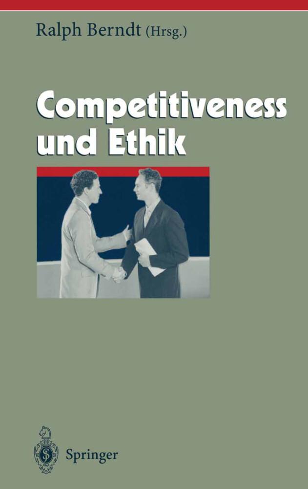 Competitiveness und Ethik als Buch