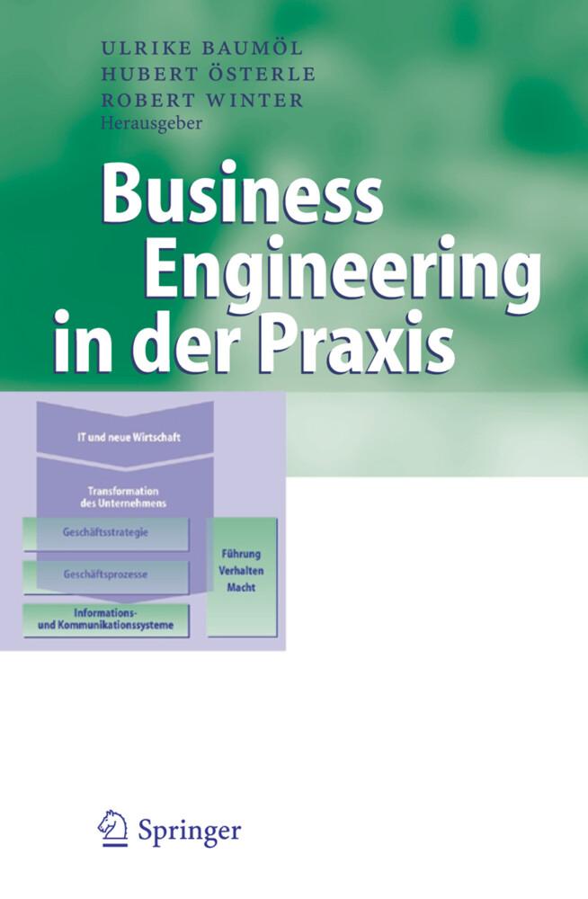 Business Engineering in der Praxis als Buch