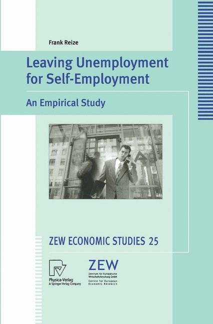 Leaving Unemployment for Self-Employment als Buch
