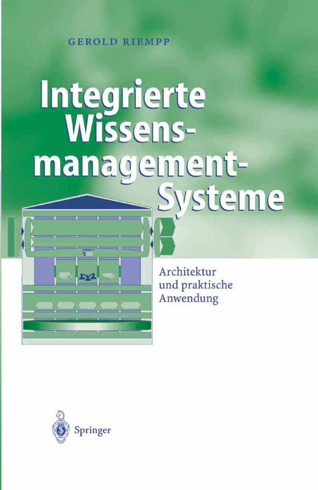 Integrierte Wissensmanagement-Systeme als Buch