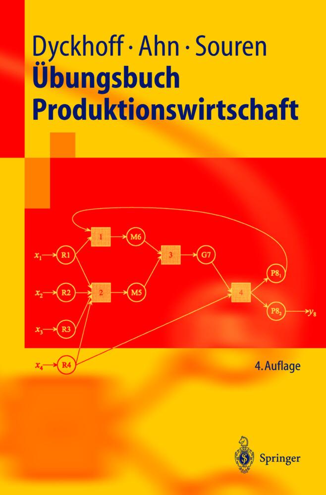 Übungsbuch Produktionswirtschaft als Buch