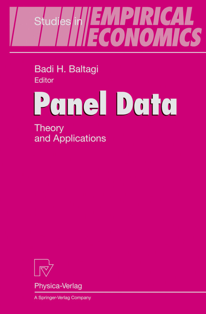 Panel Data als Buch
