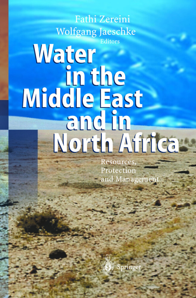 Water in the Middle East and in North Africa als Buch