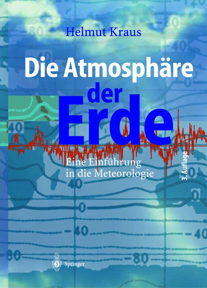 Die Atmosphäre der Erde als Buch