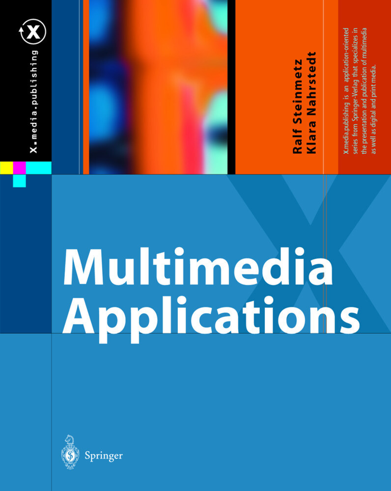 Multimedia Applications als Buch
