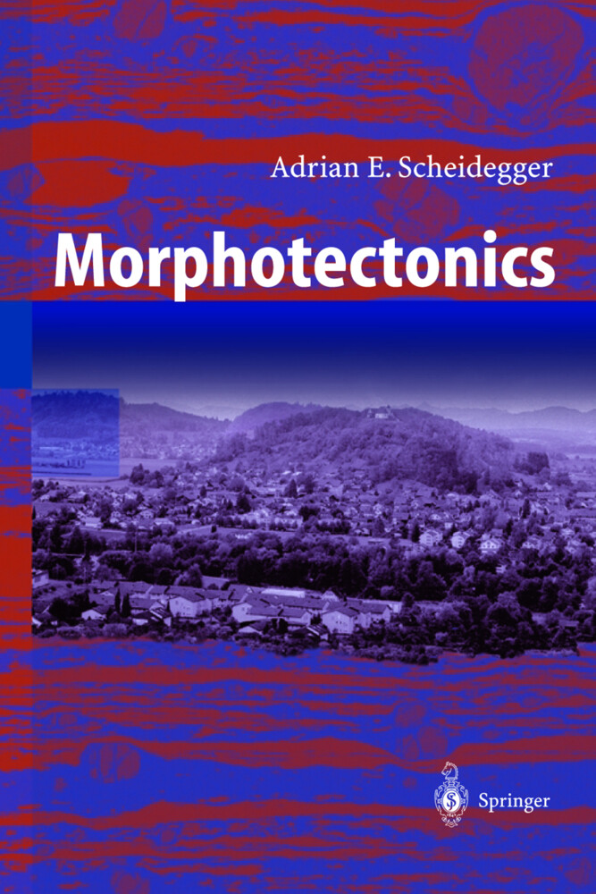 Morphotectonics als Buch