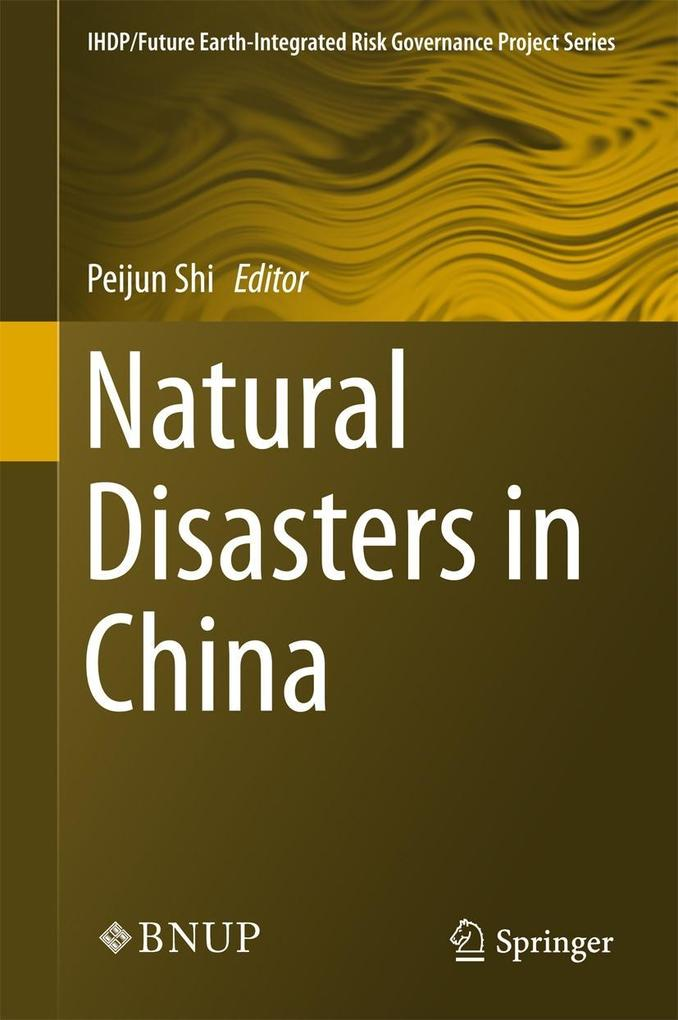 Natural Disasters in China als eBook Download von