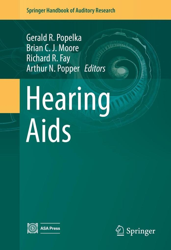 Hearing Aids als eBook Download von