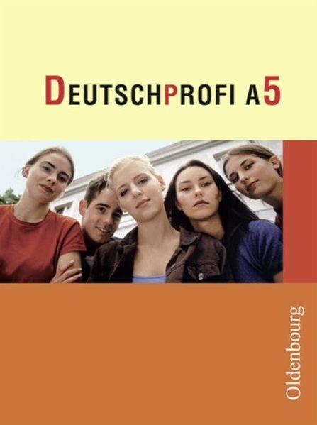 DeutschProfi A 5 als Buch
