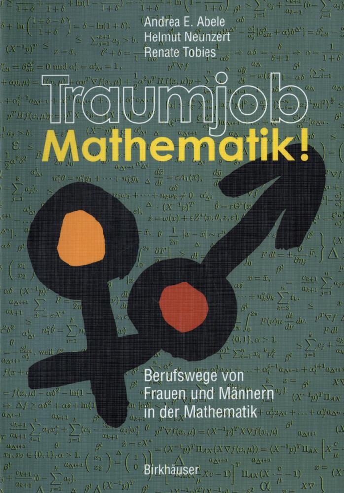 Traumjob Mathematik! als Buch