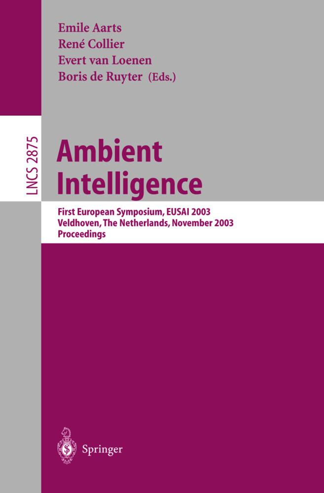 Ambient Intelligence als Buch
