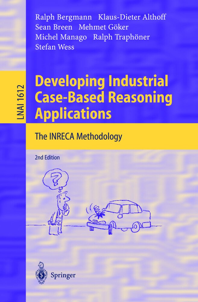 Developing Industrial Case-Based Reasoning Applications als Buch